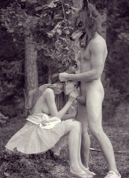 Секс. красная шапочка. секретные разделы. порно. Beata Undine. Эротика. п