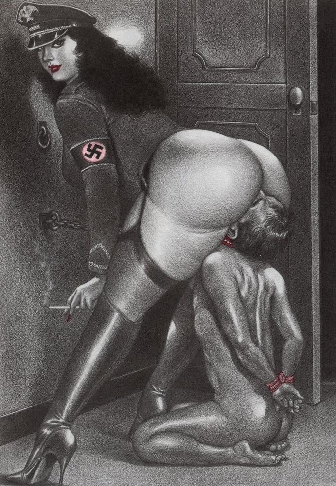 Германское порно про нацистов